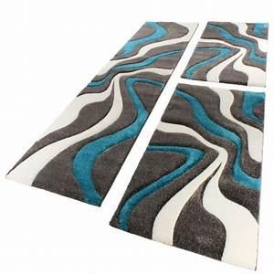 tapis gris et prune tapis en laine pebbles noir par With tapis gris et prune