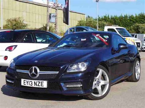 Mercedes Benz Slk Roadster 350 Blueefficiency Amg Sport