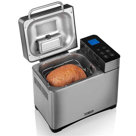 best stainless steel gluten free digital bread maker with nut dispenser bread