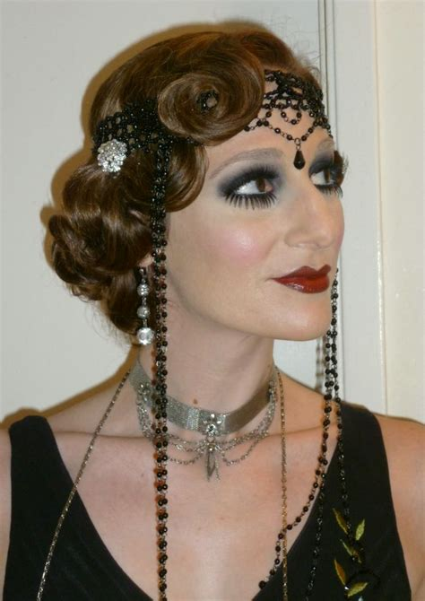20s Hairstyle For Hair by Eugene Conde On 20 S Ensemble Photo Inspiration 20s