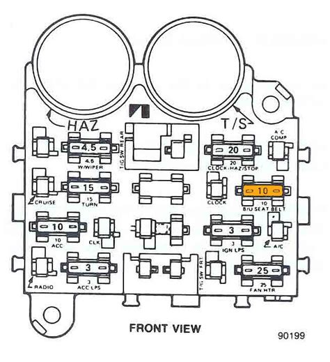 Cj7 Headlight Switch Wiring Diagram by Jeep Cj 7 Alternator Wiring Diagram Wiring
