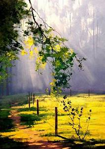 60 easy and simple landscape painting ideas landscape