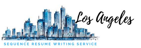 los angeles resume writing service and resume writers