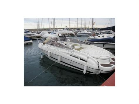 Boat Cls by Cranchi Cls 28 In Port Ginesta Power Boats Used 65749