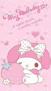 รูปภาพ cartoon, cute, and my melody | my melody & twin ...