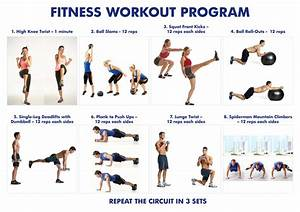 Fitness Workout Programs
