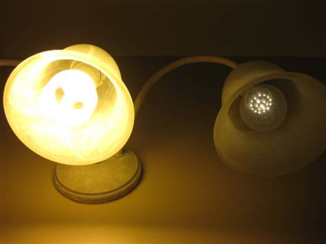 i left a lightbulb on for one year or why led