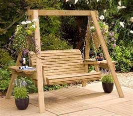 Patio Swings With Canopy by Garden Swings The Enchanting Element In Your Backyard
