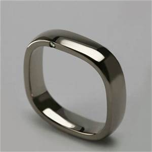 square mens wedding rings wedding promise diamond With bespoke mens wedding rings