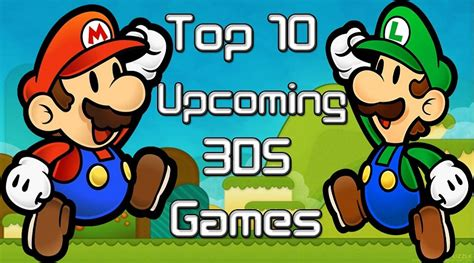 anticipated upcoming nintendo ds games