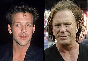 Mickey Rourke Is Building Himself a New Face, Again