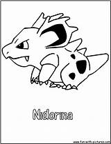 Coloring Pokemon Pages Poison Arbok Nidorina Printable Colouring Nidoking sketch template