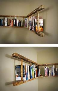 unique diy bookshelf ideas for book top cool diy