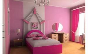 Deco Chambre Fille Princesse : decoration de chambre d une fille ~ Teatrodelosmanantiales.com Idées de Décoration