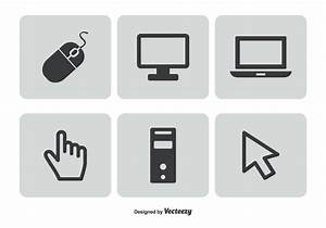 Computer Icon Free Vector Art - (31597 Free Downloads)