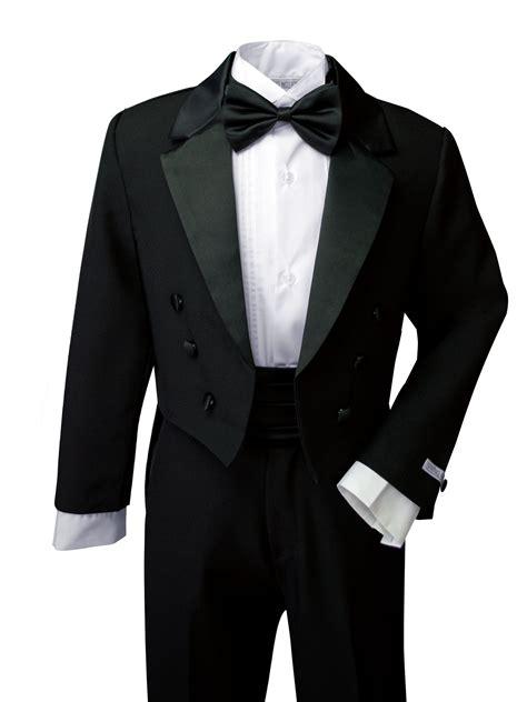 spring notion boys black tuxedo