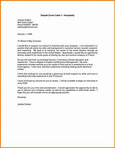 formal letter format sample to whom it may concern With using to whom it may concern in a cover letter