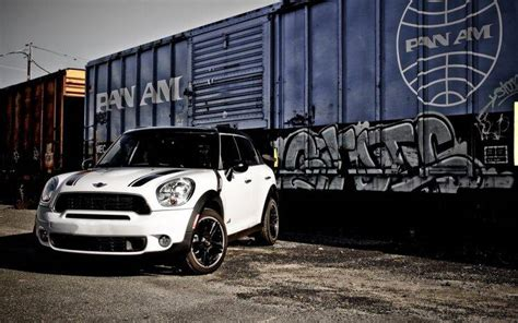Mini Cooper Countryman Backgrounds by Car Mini Cooper Mini Countryman Mini Wallpapers Hd