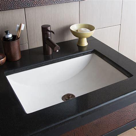 toilet and sink in one cabrillo rectangular undermount nativestone bathroom sink
