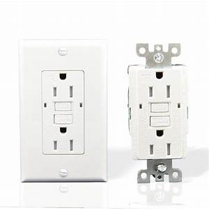 The Difference Between A Gfci Receptacle  U0026 A Gfi Outlet