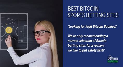 With plenty of choice for onlines bookies. Bitcoin Sports Betting (How To Bet With Bitcoin On Sports ...