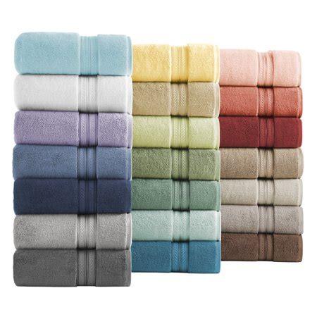 homes  gardens thick  plush solid bath towel