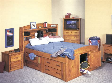 Captains Bed by Palomino Captains Bed Hom Furniture