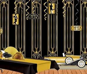 Mottoparty 50er Deko : goldene 20er jahre deko die extravagante mottoparty party extra ~ Sanjose-hotels-ca.com Haus und Dekorationen