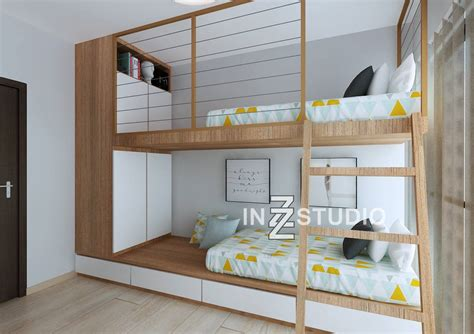 Creative Space-saving Bunk Bed For Your Home-interior