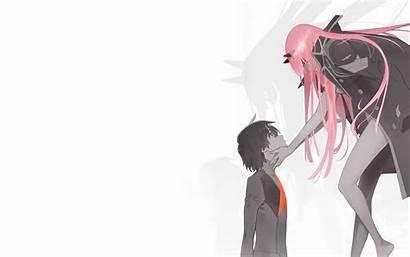 Anime Franxx Darling Hiro Zero Code Wallpapers