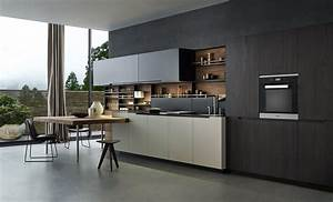 PHOENIX - Fitted kitchens from Poliform Architonic