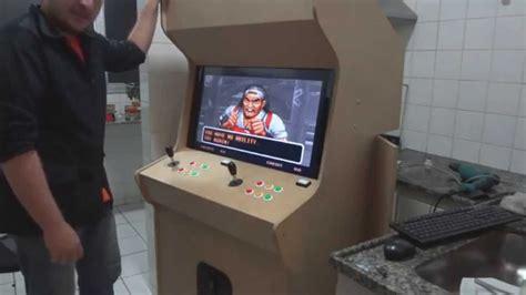 Construindo um fliperama/arcade caseiro - parte 2/3 - YouTube