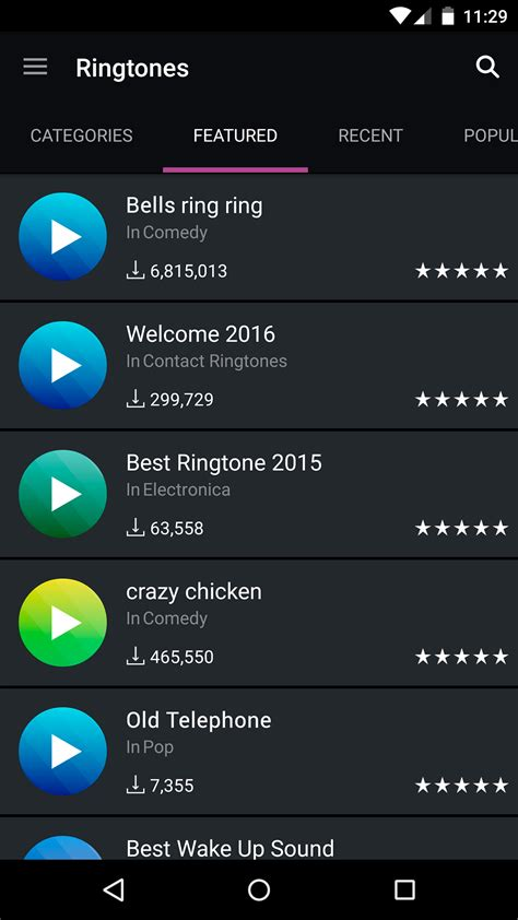 zedge ringtones for android free zedge ringtones wallpapers au appstore for