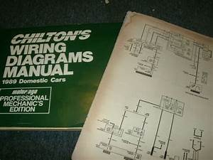 1989 Dodge Omni Plymouth Horizon Wiring Diagrams