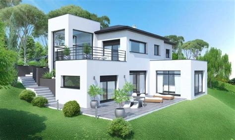 plan maison plain pied 3 chambres 100m2 plan maison 6 chambres modles maison 2 tages sans