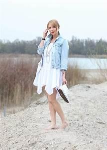 Kleid Mit Jeansjacke : wann wirds mal wieder richtig sommer strandlook lavie deboite ~ Frokenaadalensverden.com Haus und Dekorationen