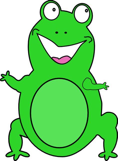 Clipart Frog Happy Frog Clip At Clker Vector Clip