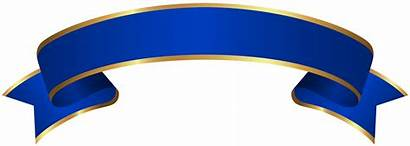 Banner Transparent Clip Clipart Border Banners Ribbons