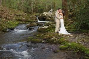 wedding venues in gatlinburg tn gatlinburg creekside wedding location smoky mountain weddings gatlinburg tn