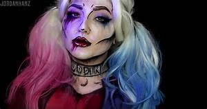 Harley Quinn YouTube Makeup DIY | POPSUGAR Beauty Australia