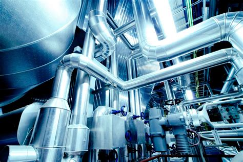 Industrial : Plastics Process Chillers