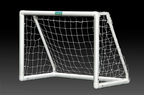 training goal post upvc     ideal garden goalpost