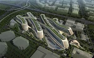 Best work of Zaha Hadid 8 - House Design Ideas