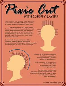 How To Cut Pixie With Choppy Layers