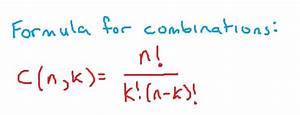 Counting, With, Combinations
