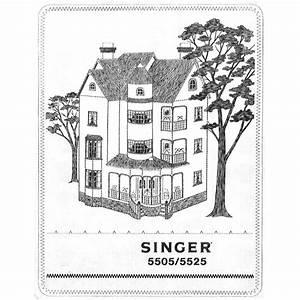 Instruction Manual  Singer 5525   Sewing Parts Online