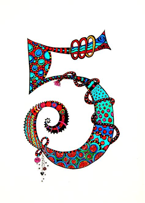 17 best images about number quot 5 quot on pinterest happy 50th birthday follow me and typography art