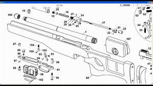Gun Schematics Or Diagrams- Ideal For Gunsmiths Avi
