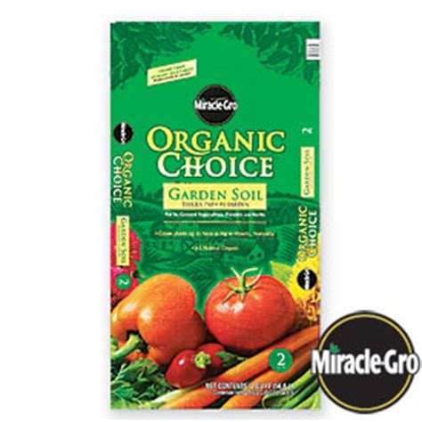 miracle gro garden soil 2 cu ft miracle gro 174 organic choice 174 garden soil 2 cu ft big lots