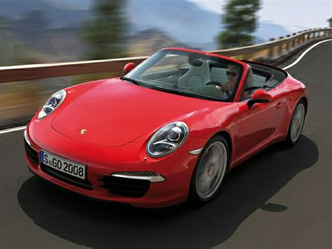convertible porsche red porsche 911 carrera cabriolet lease deals convertible
